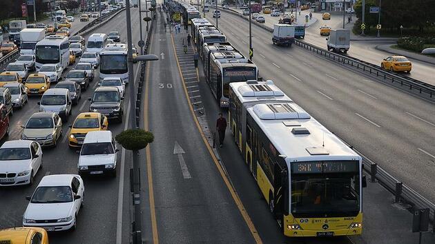 İstanbul'da toplu taşımada yeni koronavirüs önlemleri