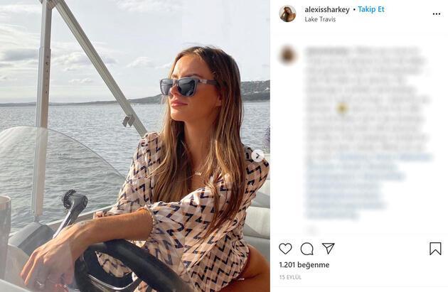 Cuma gününden beri kayıptı: ABD'li ünlü fenomen Alexis Sharkey ölü bulundu
