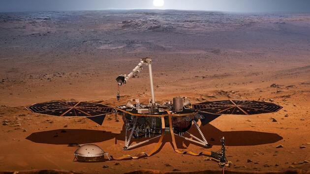 Elon Musk insanlı Mars görevi için tarih açıkladı