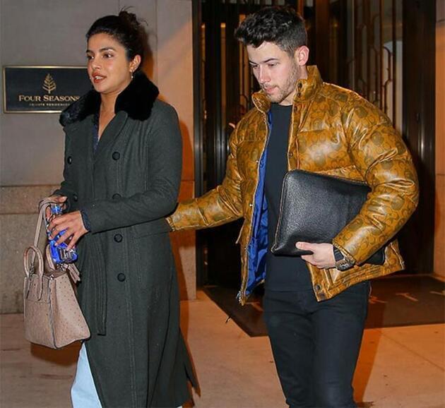 Nick Jonas'dan eşine: Dünyanın en güzel kadınıyla evliyim