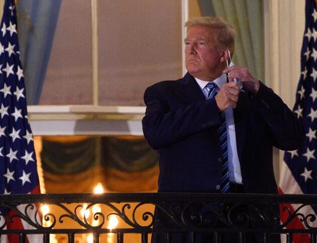 """Trump: """"Bugüne kadar yaptığım en önemli konuşma"""""""