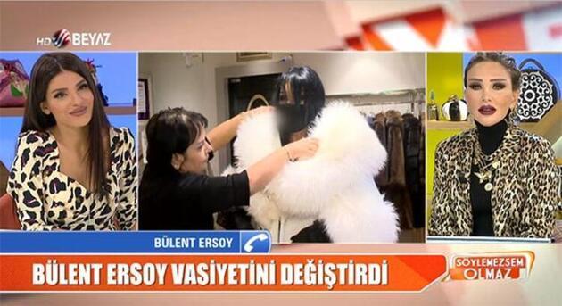 Bülent Ersoy: Çok yüklü bir bağışı kaybettiler