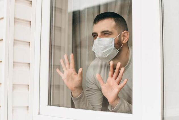 Koronavirüs testi pozitif çıkanlarda görülüyor! Uzman isim o tehlikeye dikkat çekti