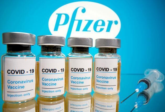 Onay veren ilk ülke olmuşlardı: Pfizer/ BioNTech'in ürettiği aşının İngiltere'ye sevkiyatı başladı
