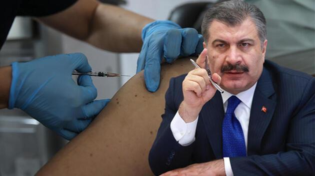 Son Dakika: Korona aşısı zorunlu mu olacak? Bakan Koca açıkladı