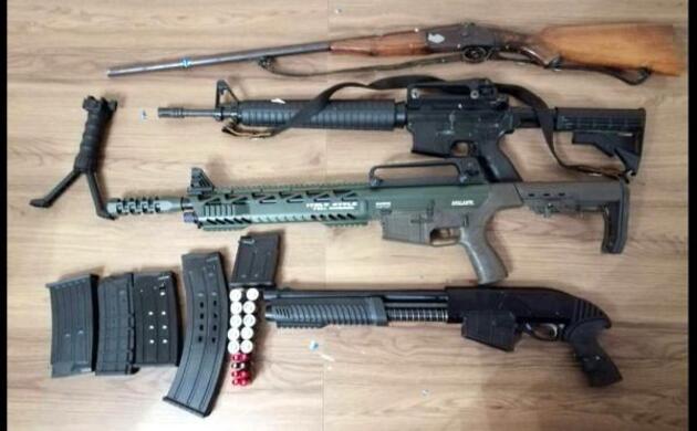 'Turgutlar' suç örgütüne operasyon: 27 gözaltı
