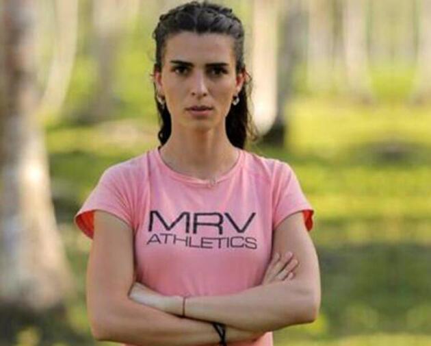 Survivor Merve Aydın koronavirüse yakalandı