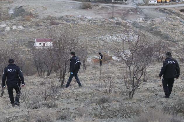 Kan donduran olay! Arazide kesik insan kafatası bulundu