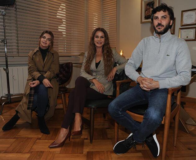 Pelin Karahan setlere döndü! ' İş ayrı aile ayrı'