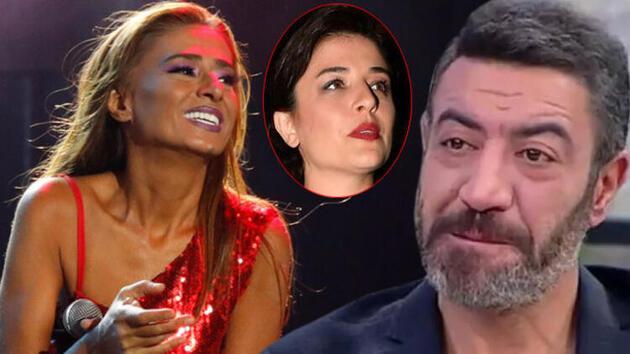 Yıldız Tilbe'den Hakan Altun'a: Ne oldu Gonca mı dövdü!