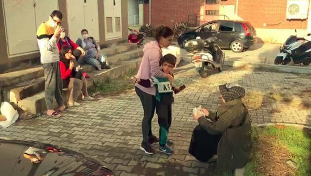 Antalya'da korkutan deprem: Vatandaşlar kendini sokağa attı