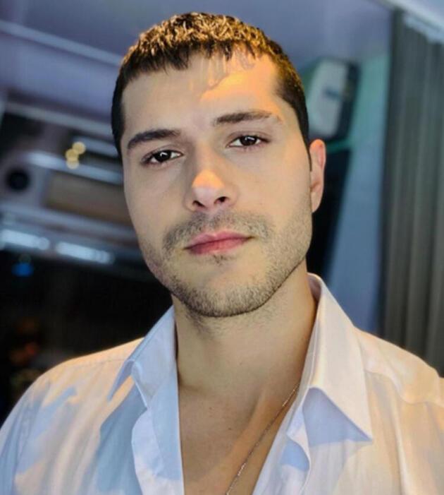 Alperen Duymaz'dan Kübra Kelkit'e: Aldığın her nefese şükürler olsun