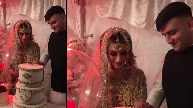 Karantina kurallarına uymadılar! Kardeşinin düğününü polis bastı