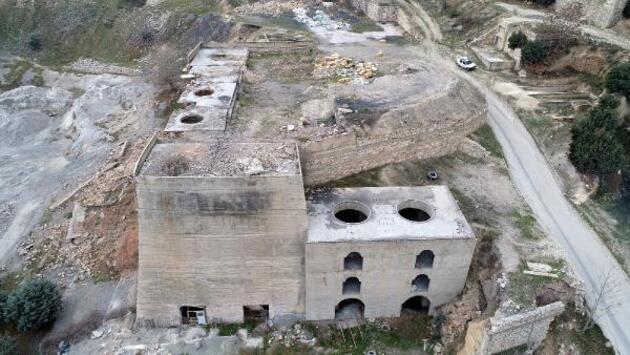 Bursa'da 100 metrelik kuyular tehlike saçıyor