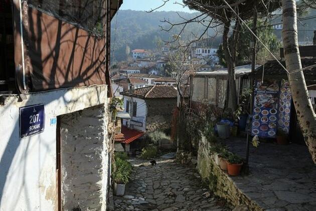 'Kıyamet köyü' 4 günlük yılbaşı tatili için tamamen doldu!