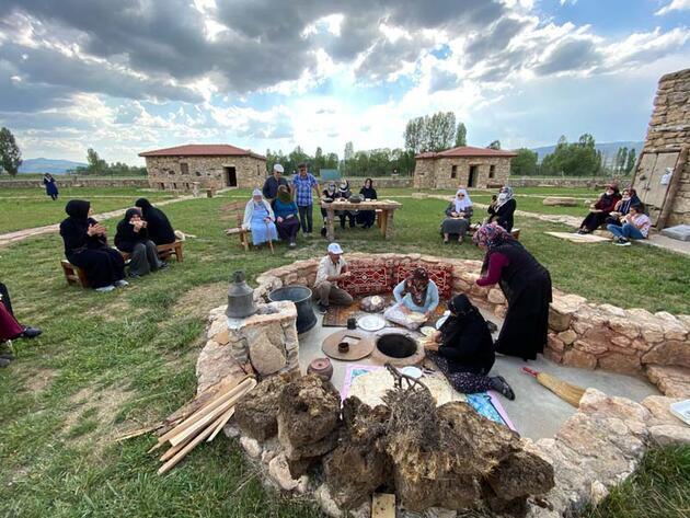 """Bayburt'taki Kenan Yavuz Etnografya Müzesi, """"Avrupa Yılın Müzesi Ödülleri"""" finalisti oldu"""