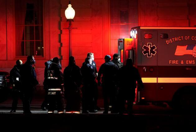 ABD'deki olayların bilançosu: 4 kişi hayatını kaybetti, 14 polis yaralandı, 52 kişi gözaltına alındı