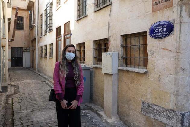 Türkiye'nin en kısa sokağı görenleri şaşırtıyor! 23 adımda bitiyor