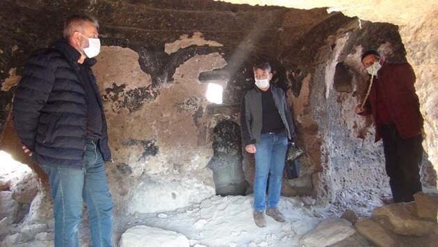 'Mağara Kent: Madavans Vadisi' turizme kazandırılıyor