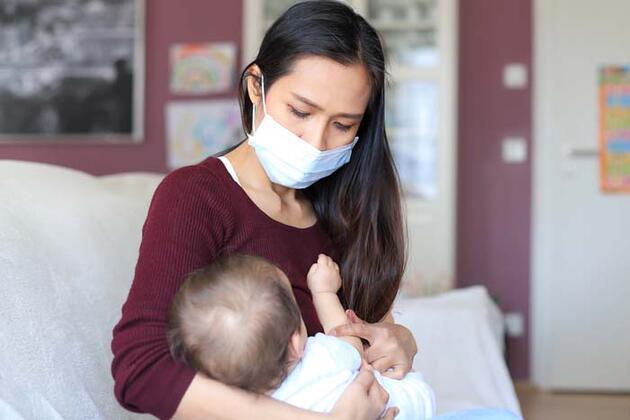 Pandemide bebeğinizi emzirmenin 10 kuralı