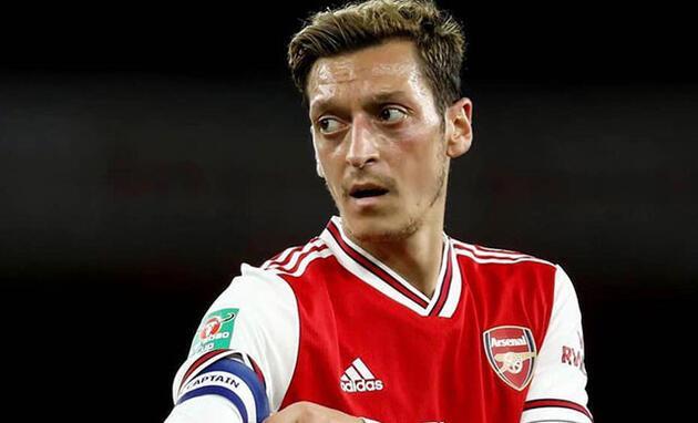 Son dakika... Mesut Özil'de son dakika gelişmesi!