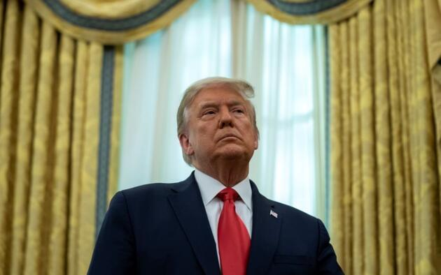Beyaz Saray sonrası zorlu günler: Dev banka artık Trump ile iş yapmayacak!