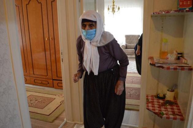 102 yaşında koronavirüsü yendi