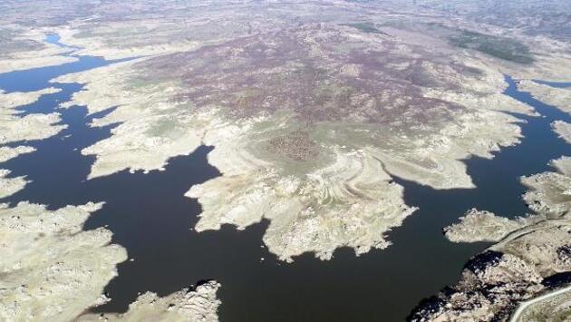 Edirne'de içme suyunun sağlandığı barajlara 30 milyon metreküp su geldi