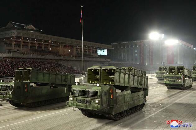 """Kim Jong-un'dan ABD'ye gözdağı: """"Dünyanın en güçlü silahı"""""""