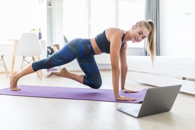 Uzmanından evde bağışıklık sisteminizi güçlendirecek egzersiz önerileri