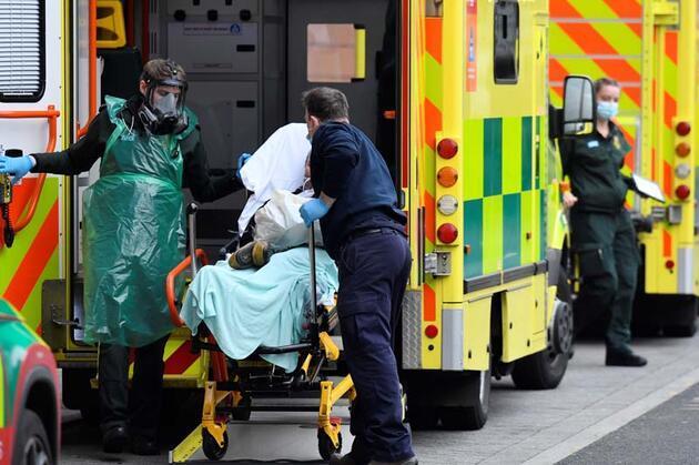 Virüsün Avrupa'daki merkezinde korkutan yükseliş! Giriş çıkışlar kapatıldı