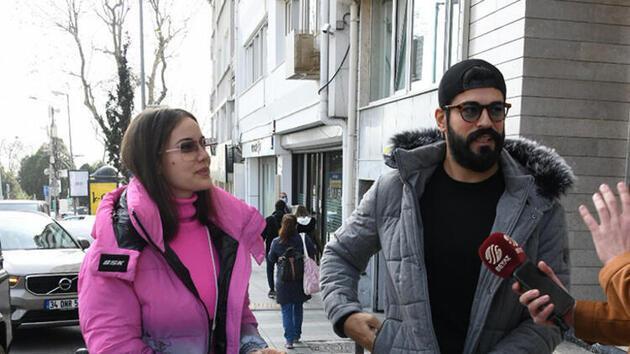 Fahriye Evcen, Boğaz'a karşı verdiği pozları yayınladı