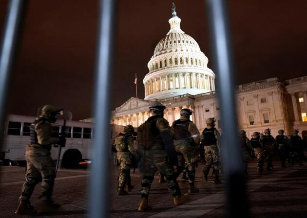 ABD'de yemin töreni öncesi flaş gelişme: Silah ve 509 mermi ile yakalandı