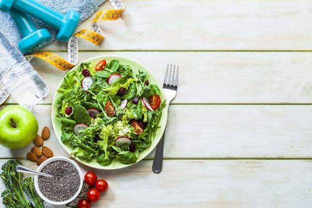 Hızlı zayıflamak isterken sağlığınızdan olmayın; Açlık otuna dikkat!