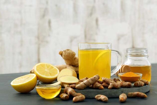 Bağışıklığın dopingi! Boğaz ağrısı, öksürük ve mide bulantısına karşı birebir