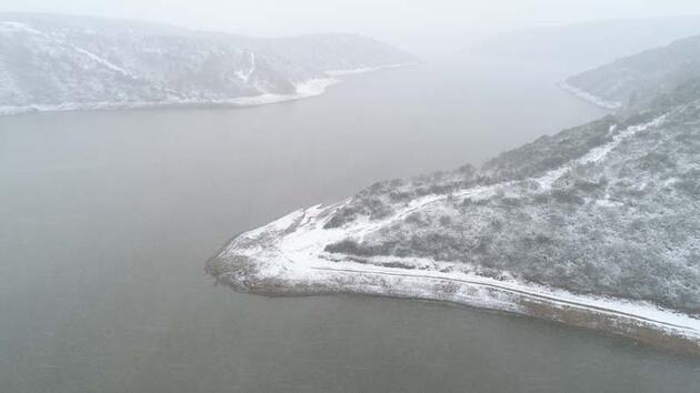İstanbul'un barajlarındaki doluluk oranı yükselmeye başladı