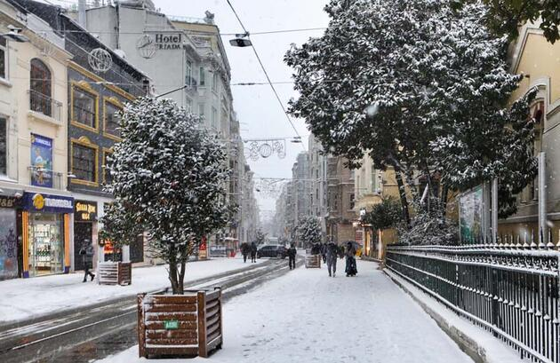 İstanbul'da özlenen tablo