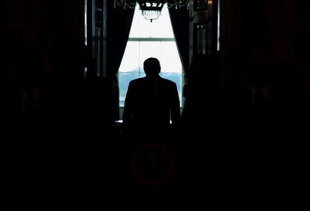 Trump'ın başkanlık görevindeki son kararı: Listede 100'e yakın isim var