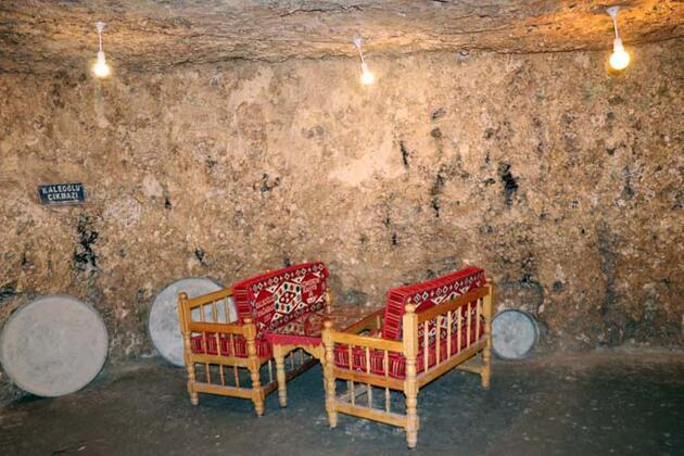 Doğal ısısı değişmeyen 500 yıllık mağara ilgi çekiyor!