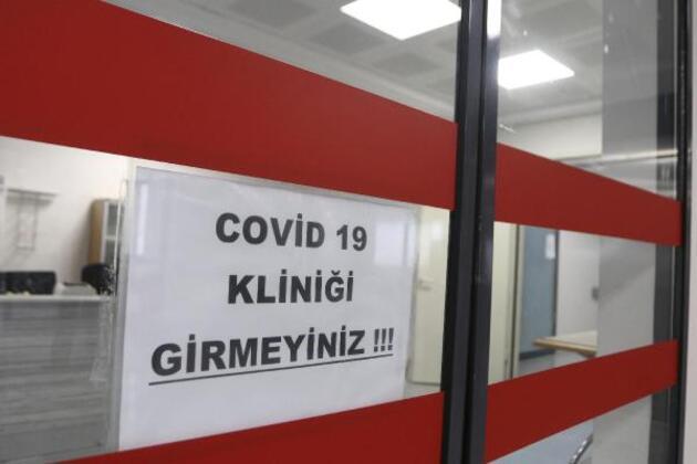 Ankara'da pandemi hastanelerine başvurular azaldı