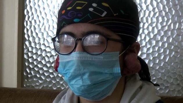 7 yaşında taktığı küpeler kabusu oldu! Kulaklarında keloid oluşan Yağmur, tedavi olamazsa duyamayacak