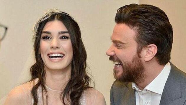Burcu Kıratlı ve Sinan Akçıl'dan müjdeli haber! Yeniden evleniyorlar