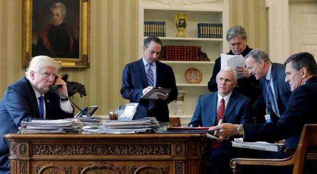 Son dakika... Trump'tan görevinin sona ermesine saatler kala eski danışmanı Steve Bannon'a af