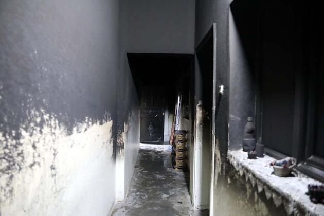 Yangında ölen 2 kardeşin dedesi: Canımı ortaya koydum ama kurtaramadım