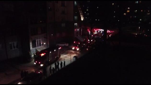 Son dakika haberi: Esenyurt'ta 22 katlı binada patlama! Yaralılar var