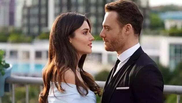 Hande Erçel aşk iddiaları hakkında konuştu