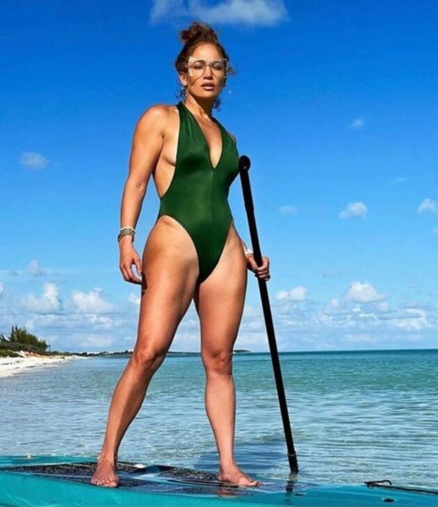 Jennifer Lopez eleştirilere yanıt verdi