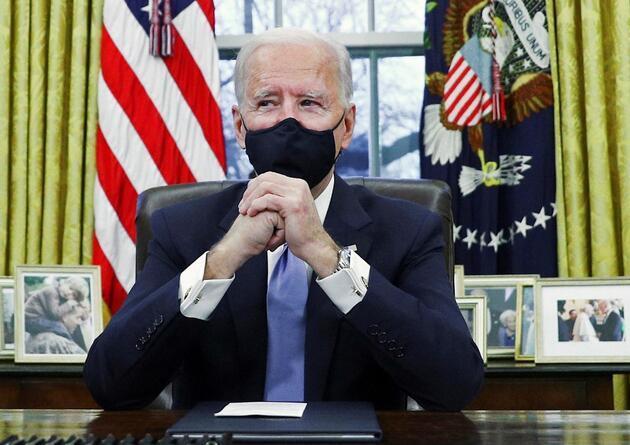 Rusya'dan ABD'nin yeni başkanı Joe Biden'a ilk mesaj