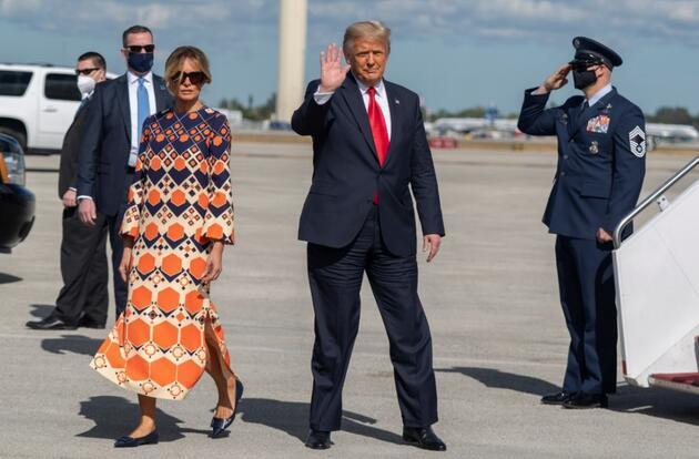 Boşanacaklar mı? Melania Trump'ın hareketi yine olay oldu