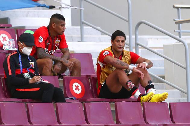 Son dakika... Hulk transferi için Josef devrede!